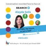 Aleyda Solis #SEOisAEO Search_Y_Paris