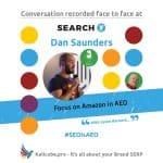 Dan Saunders #SEOisAEO Search_Y_Paris