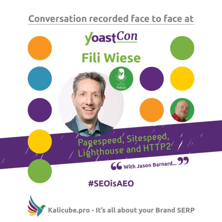 Fili Wiese #SEOisAEO YoastCon