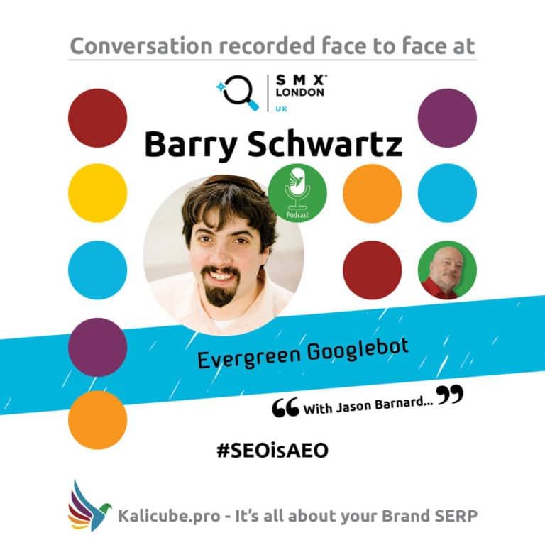 Barry Schwartz #SEOisAEO SMXLondon