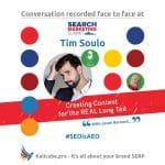 Tim Soulo #SEOisAEO searchsummitau