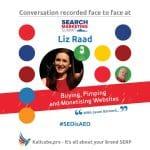 Liz Raad #SEOisAEO searchsummitau