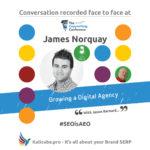 James Norquay #SEOisAEO CopyCon19