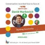 David Markovich #SEOisAEO Semrush