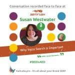 Susan Westwater #SEOisAEO Semrush