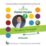 Daniel Hunjas #SEOisAEO ChiangmaiSeo