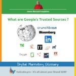 Trusted Sources for Google's Knowledge Graph - Kalicube Digital Marketing Glossary