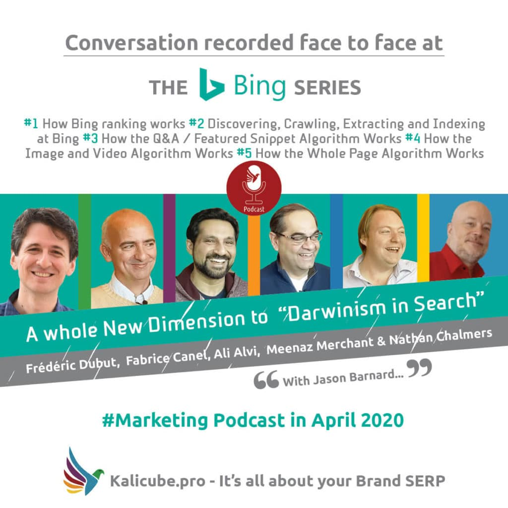 The Bing Series - With Jason Barnard