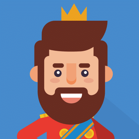 Content King Icon