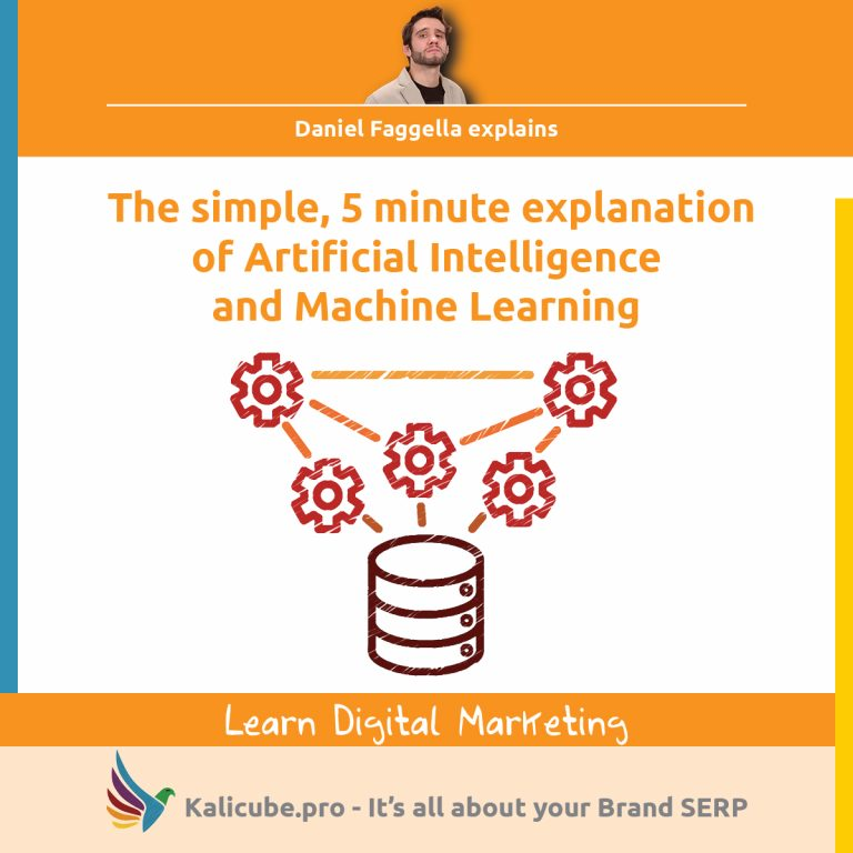 Presentation image: What is Artificial Intelligence and Machine Learning