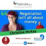 Christine McKay With Jason Barnard at Kalicube Tuesdays