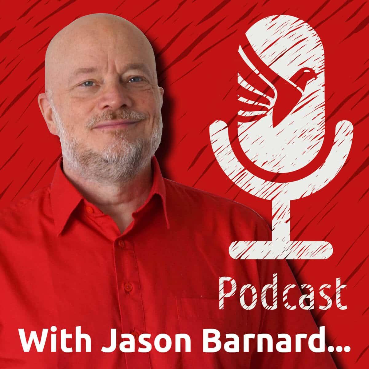 With Jason Barnard... Podcast