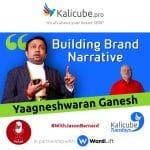Yaagneshwaran Ganesh and Jason Barnard