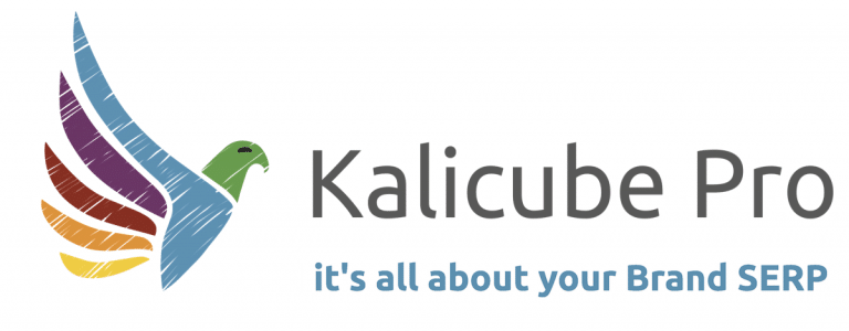 Kalicube Pro - it's all about your Brand SERP