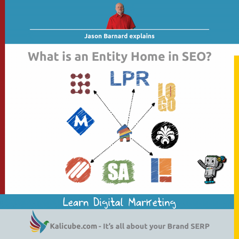 Entity Home in SEO
