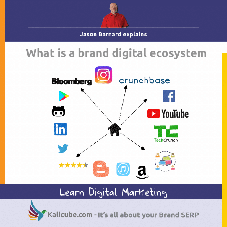 What is a brand digital ecosystem?