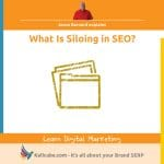 the concept of siloing in SEO